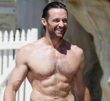 Hugh Jackman Testosterone